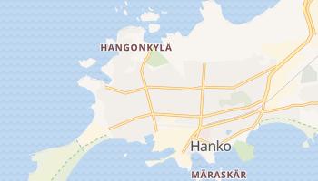 Carte en ligne de Hanko