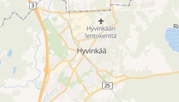 Carte en ligne de Hyvinkää
