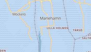 Carte en ligne de Mariehamn