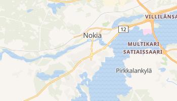 Carte en ligne de Nokia