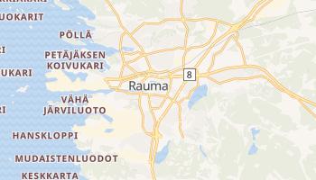 Carte en ligne de Rauma