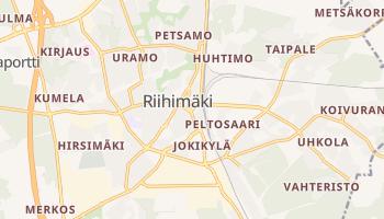 Carte en ligne de Riihimäki