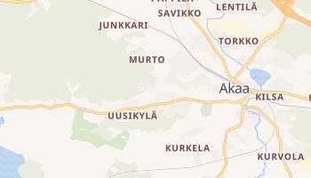 Carte en ligne de Toijala