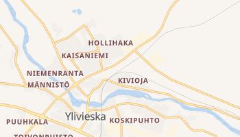 Carte en ligne de Ylivieska