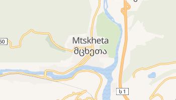 Carte en ligne de Mtskheta