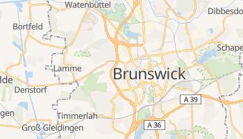Carte en ligne de Brunswick
