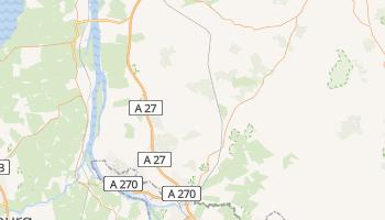 Carte en ligne de Brême