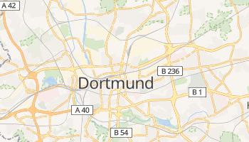 Carte en ligne de Dortmund