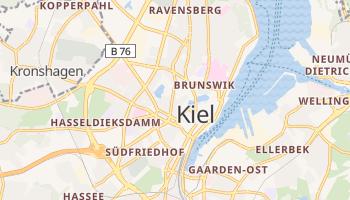 Carte en ligne de Kiel