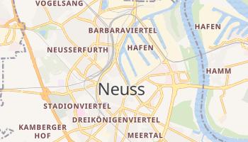 Carte en ligne de Neuss