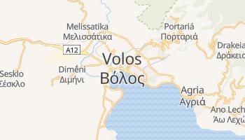Carte en ligne de Volos