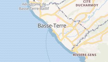 Carte en ligne de Basse-Terre