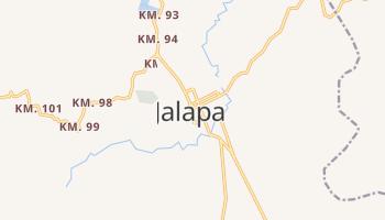 Carte en ligne de Jalapa