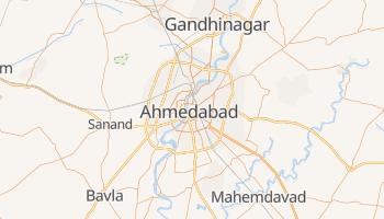 Carte en ligne de Ahmedabad