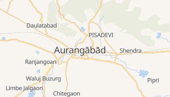 Carte en ligne de Aurangâbâd