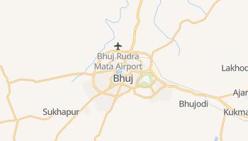 Carte en ligne de Bhuj