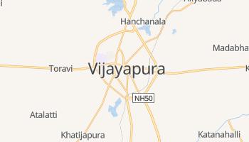 Carte en ligne de Bîjâpur
