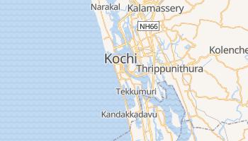 Carte en ligne de Kochi