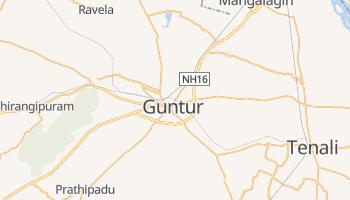 Carte en ligne de Guntur