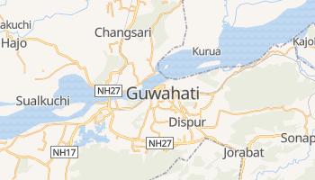 Carte en ligne de Guwahati