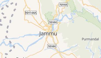 Carte en ligne de Jammu
