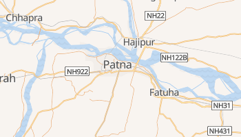 Carte en ligne de Patna