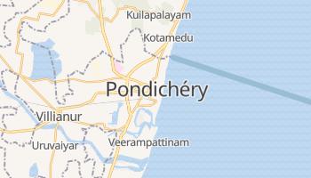 Carte en ligne de Territoire de Pondichéry