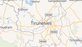 Carte en ligne de Tirunelveli