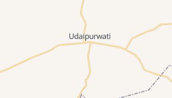 Carte en ligne de Udaipur
