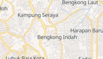 Carte en ligne de Batam