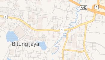 Carte en ligne de Bitung