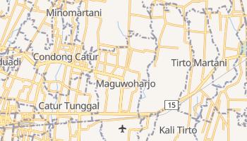 Carte en ligne de Depok