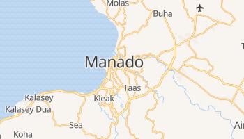 Carte en ligne de Manado