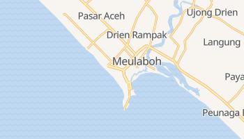 Carte en ligne de Meulaboh