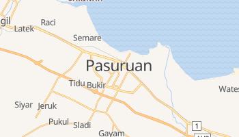 Carte en ligne de Pasuruan