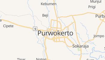 Carte en ligne de Purwokerto