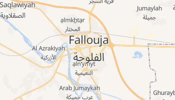Carte en ligne de Falloujah