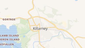 Carte en ligne de Killarney
