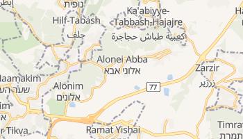 Carte en ligne de Bet Shemesh