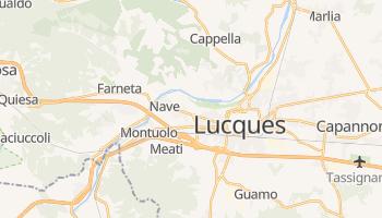 Carte en ligne de Lucques