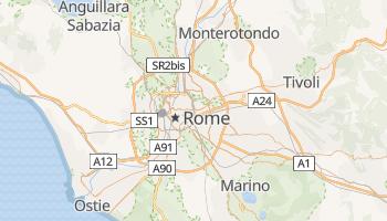 Carte en ligne de Rome