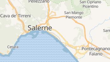 Carte en ligne de Salerne