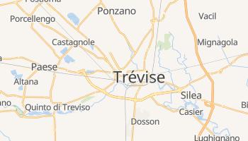 Carte en ligne de Trévise