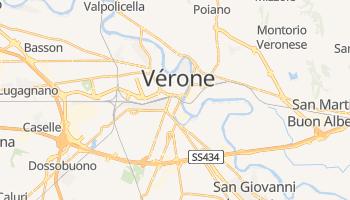 Carte en ligne de Vérone