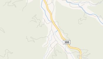Carte en ligne de Nagano