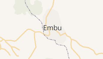 Carte en ligne de Embu