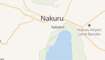 Carte en ligne de Nakuru