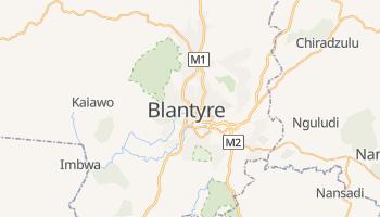 Carte en ligne de Blantyre
