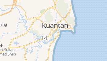Carte en ligne de Kuantan