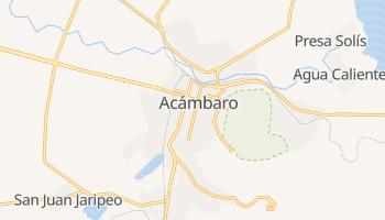 Carte en ligne de Acámbaro